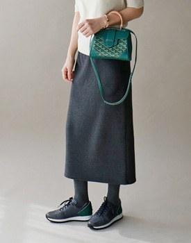 Vane long skirt - 2c