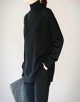 Rolar halfneck knit -  3c